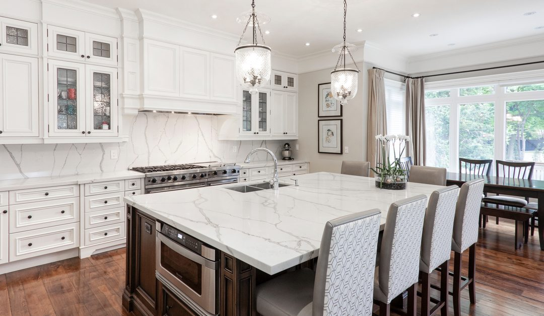 3 Benefits of Choosing Marble Countertops for Your Kitchen or Bathroom